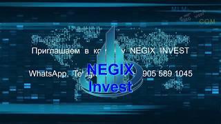 NEGIX - доверительное управление, торговые системы, партнерские программы