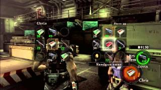 PS3 Longplay [053] Resident Evil 5  (part 3 of 3)