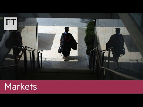 UK's plan to cash in on student loans explained | Markets