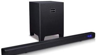 Đập hộp  Loa sound bar N6 (Loa thanh Loa dài) rẻ chất nhất Việt Nam giá 1tr700k