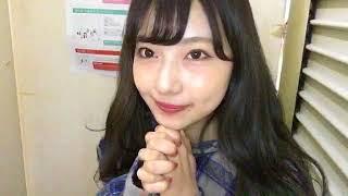 AKB48の明日よろしく! おやすみなさえぴぃ配信 前 沖田彩華(NMB48 チー...