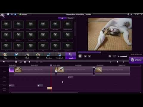 Video Editing Software for Windows 7