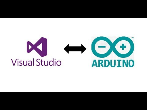 Arduino Programming With Visual Studio