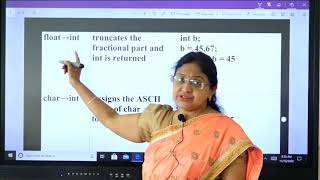 I PUC   Computer Science   Introduction to C ++ - 5