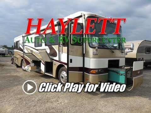 HaylettRV.com - 2001 Monaco Dynasty 38PBS Diesel Pusher and 2014 Chevy Sonic LT Package Deal