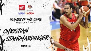 Best Player: Christian Standhardinger | PBA Governors' Cup 2019