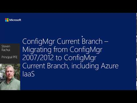 Best practices for migrating to Configuration Manager current branch