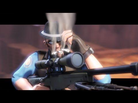 Tf2 Freak Fortress Mlg Sniper Gameplay1 Youtube