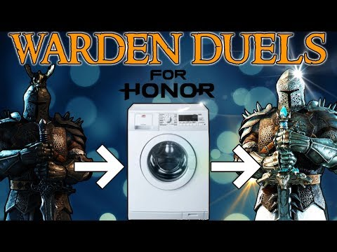 [For Honor] WARDEN DUELS - The White Warden