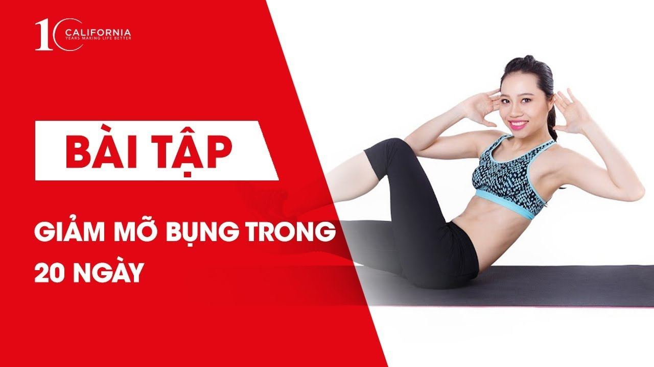 Workout #14 | Bài tập giảm mỡ bụng nhanh trong 20 ngày | CFYC
