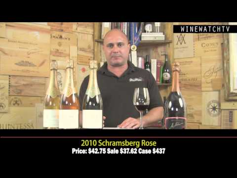 Schramsberg Sparkling Wine - click image for video