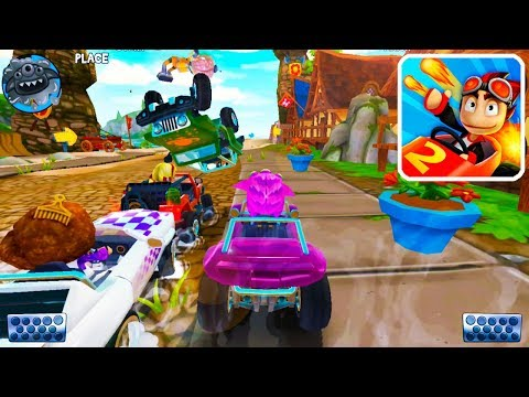 Beach Buggy Racing 2 (by Vector Unit) Android Gameplay Trailer