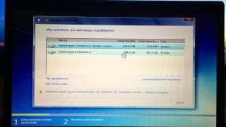 PC Hilfe Boot Menü, Windows 7 Komplett Neu Installieren [HD]