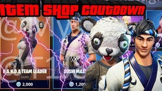 *NEW* FORTNITE ITEM SHOP LIVE COUNTDOWN - AUGUST 18TH - PLAYING WITH SUBS FORTNITE BATTLE ROYALE