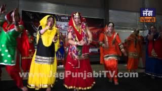 Gidha By Calgary Ladies at Sabrang Vaisakhi Mela 2016