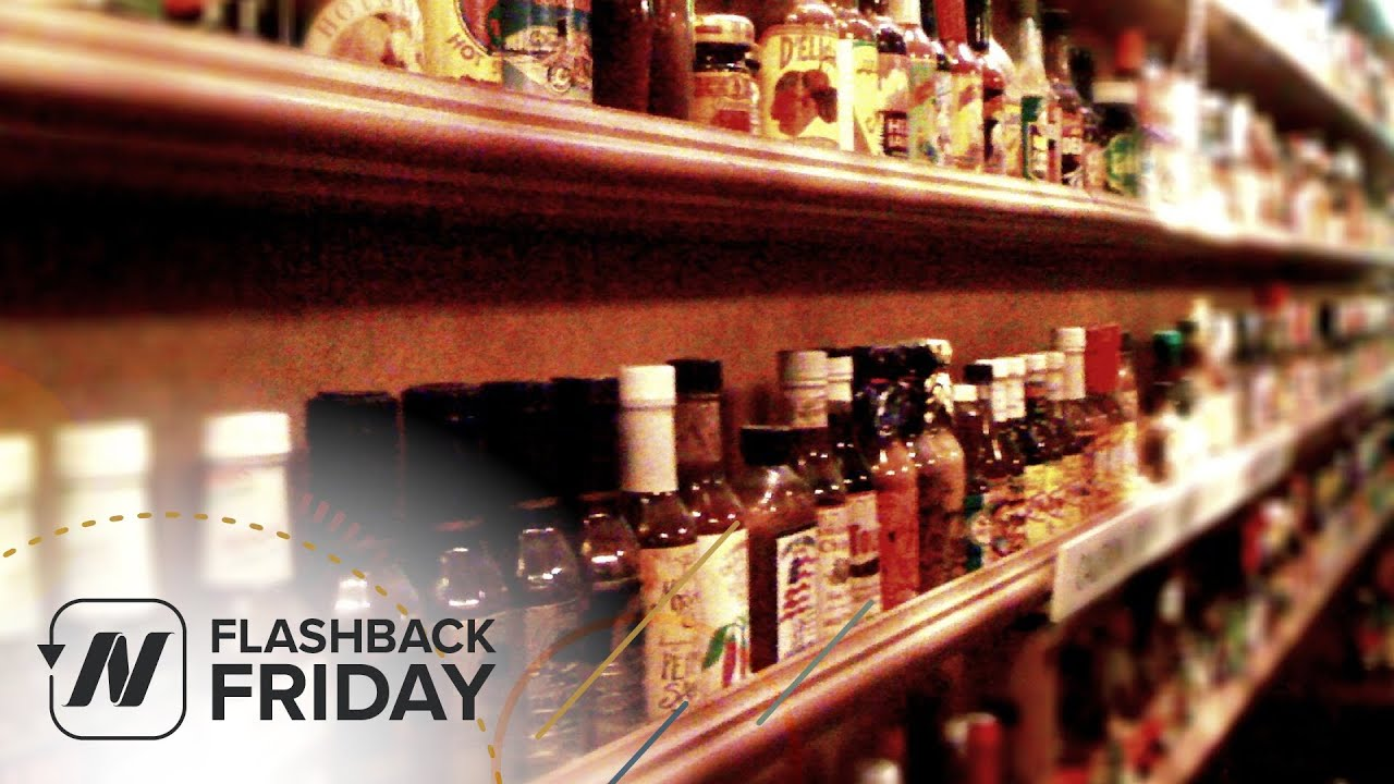 Flashback Friday: Lead Contamination in Hot Sauces