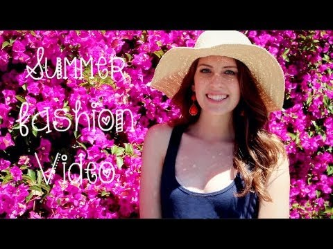 Summer Fashion Video 2014 I 3 Staples - 6 Outfits