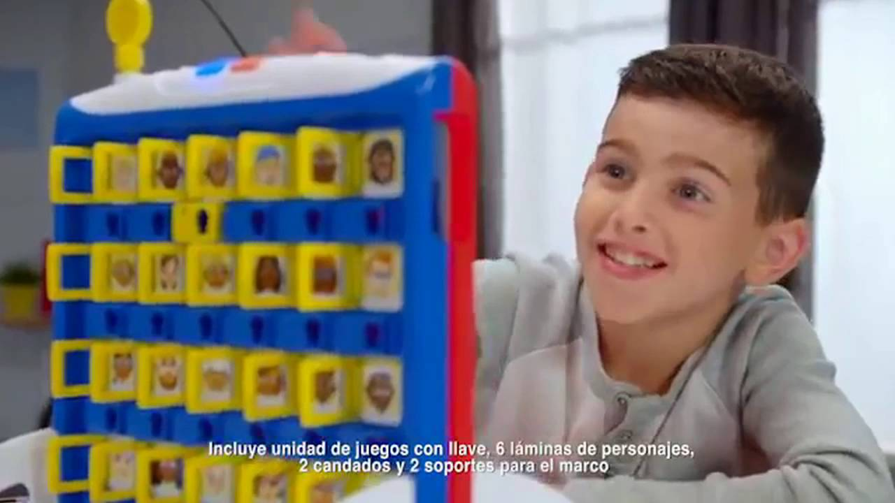 Juego Quien Es Quien Extra Hasbro Www Puppentoys Com Youtube