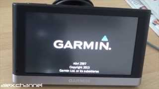 Полный сброс навигатора Garmin nüvi 2597(Если ваш навигатор Garmin стал работать с перебоями тогда самое время его сбросить! В этом видео я показываю..., 2015-06-29T20:04:19.000Z)