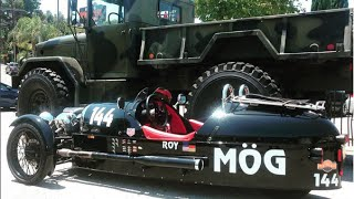 Alex Roy's Morgan 3-Wheeler -  One Take