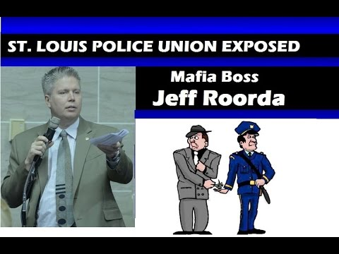 Ferguson Police Union Exposed Mafia Boss Jeff Roorda
