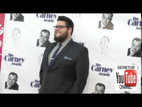 Charley Koontz at the 2nd Annual Carney Awards at Paley Center in Beverly Hills
