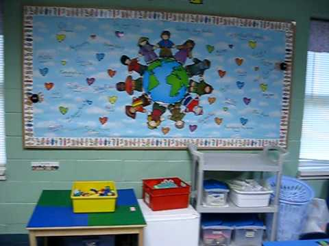 3 year old child care classroom youtube for 18 year old room ideas