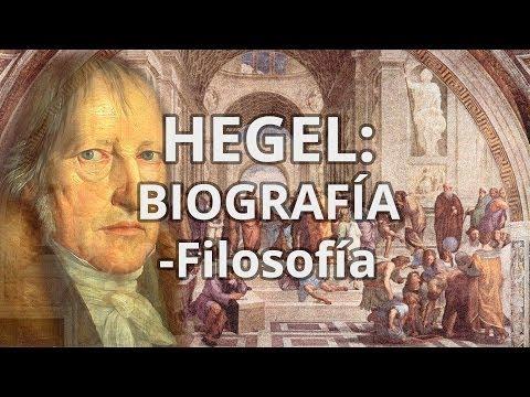 Hegel. Biografía - Filosofía - Educatina