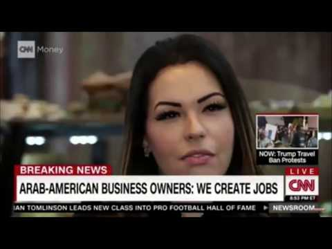 Arab American Business Owners : We Create Jobs Dearborn Michigan #Trump #travelban