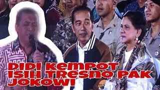 Gambar cover Isih Tresno Pak Jokowi Didi Kempot Ki Manteb Soedarsono Istana Merdeka Jakarta