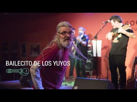 Pachi Herrera - Bailecito de los yuyos (vivo)