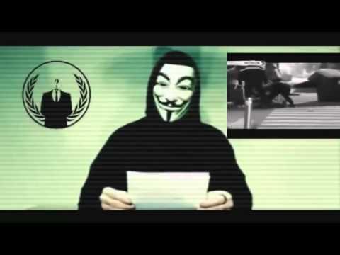 |Anonymous| #Operation Paris