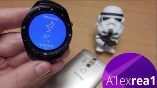 К18 3G лучшие китайские Android смарт часы c Amoled дисплеем SmartWatch