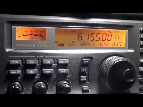 Radio Austria German on 6155 Khz september 8th 2013