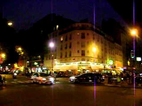 corner of  Blvd Grenelle and Ave de la Motte-Picquet