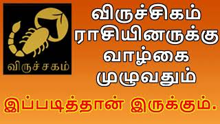 Scorpio Sign Personality and Life Secrets - Tamil Astrology Predictions