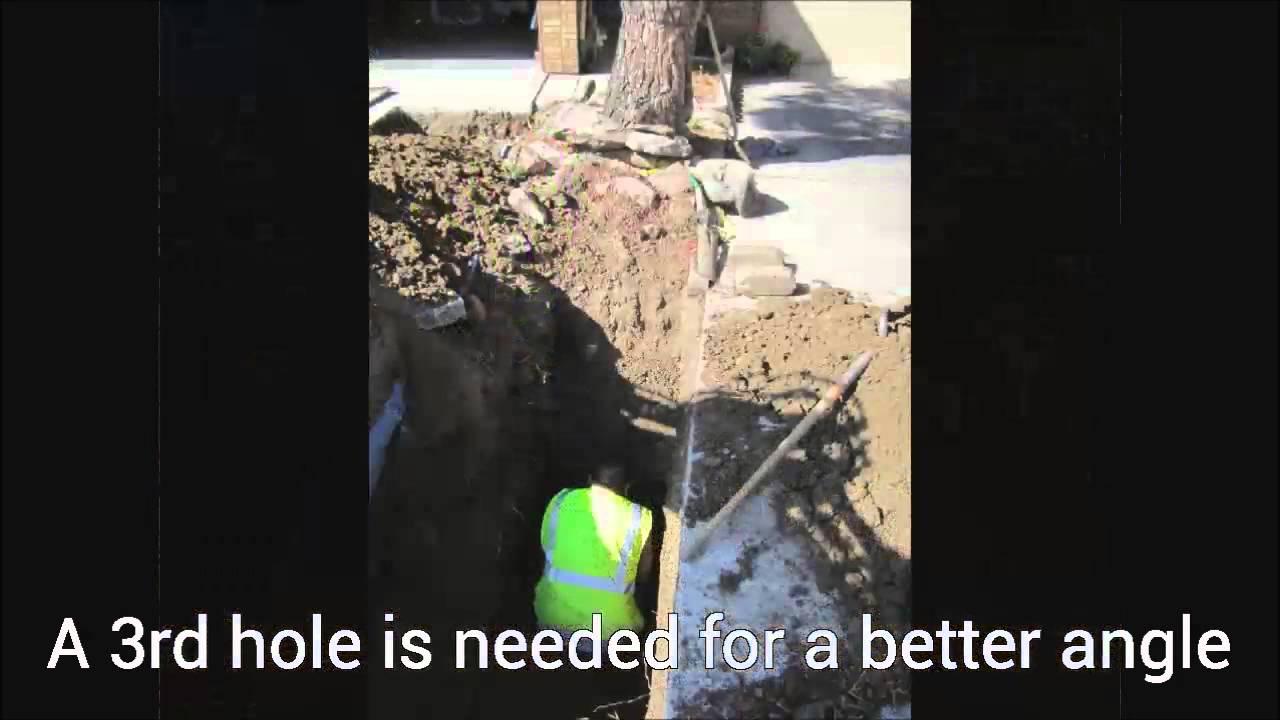 Underground Water Line Repair — 10 Factors to Consider Before