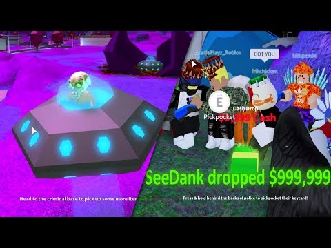 CATCH THIS UFO FOR FREE MONEY!! (Roblox Jailbreak)