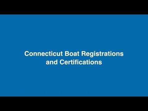 Boat Registrations & Certifications