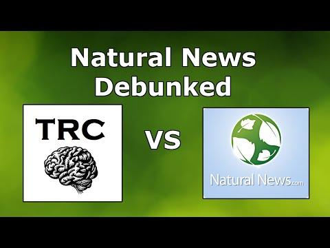 Natural News Anti-Vaccine Propaganda Video - Debunked