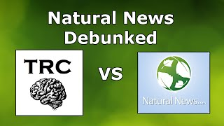 Natural News Anti-Vaccine Propaganda Video - Debunked