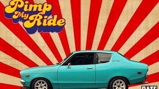Pimp my Ride Nissan Datsun LB210