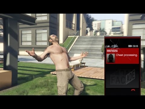 GTA 5 - Cell Phone Cheats Confirmed!
