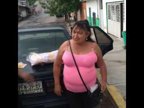 Lady Empanadas de Nueva Italia Michoacán
