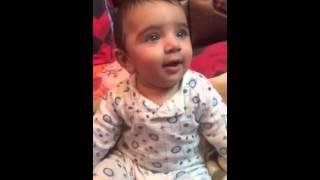Baby Hussam Laughing MashAllah Tabarak Allah