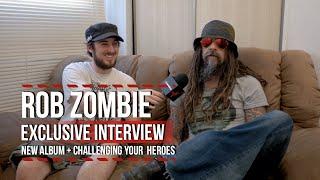 Rob Zombie on New Album,