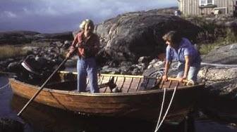 Tove Janssonin ja Tuulikki Pietilän vene Victoria
