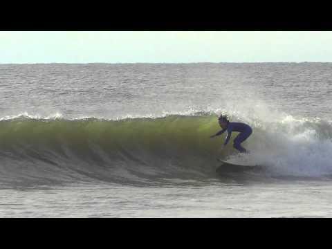 Logan Harvey: Assateague Surfing