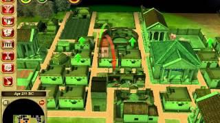 CivCity Rome walkthrough : Tarentum 2 end
