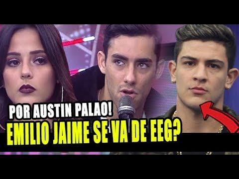 EMILIO JAIME YA NO QUIERE ESTAR EN ESTO ES GUERRA POR AUSTIN PALAO?